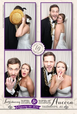 fairhope wedding photo booth