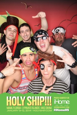 holy ship photobooth